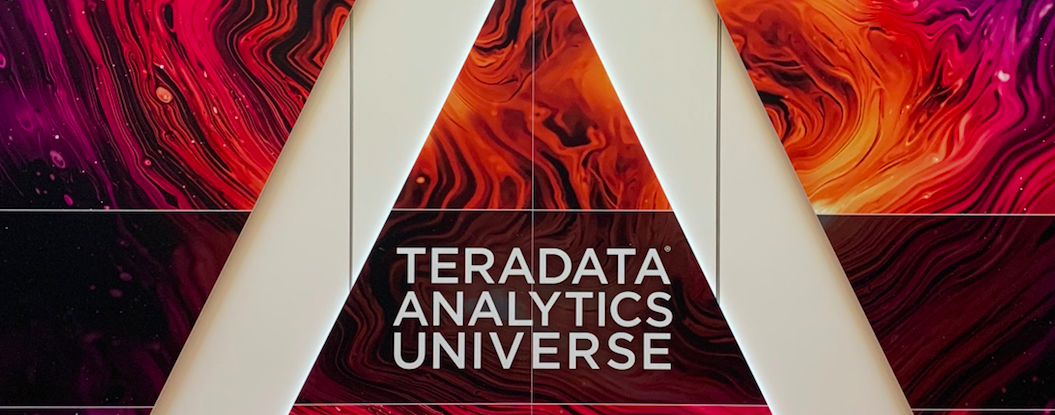 Insights from Teradata Analytics Universe 2018