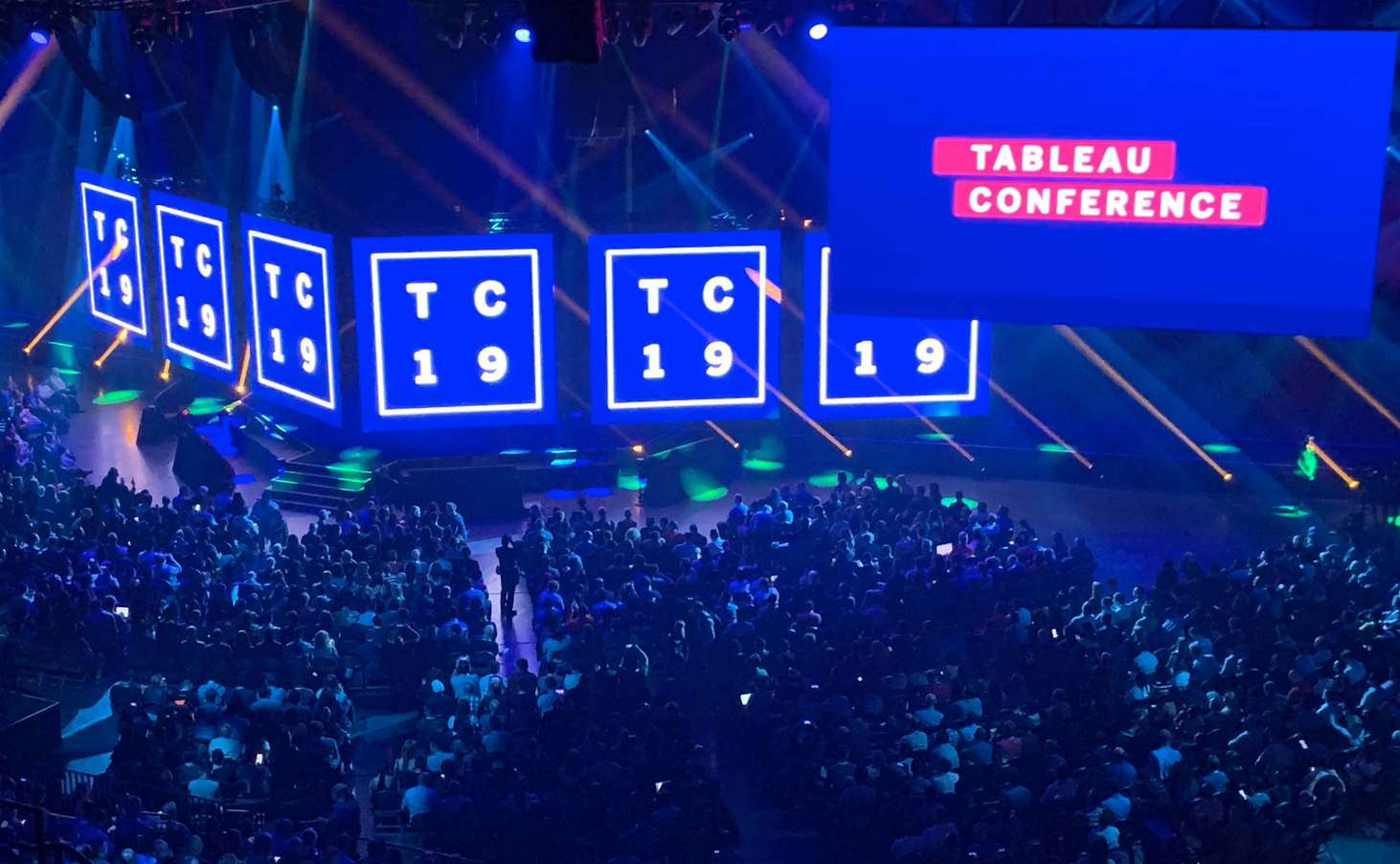 Insights from Tableau Conference 2019