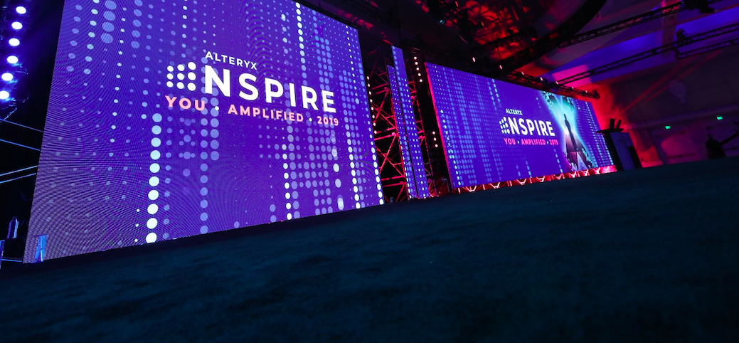 Insights from Alteryx Inspire 2019